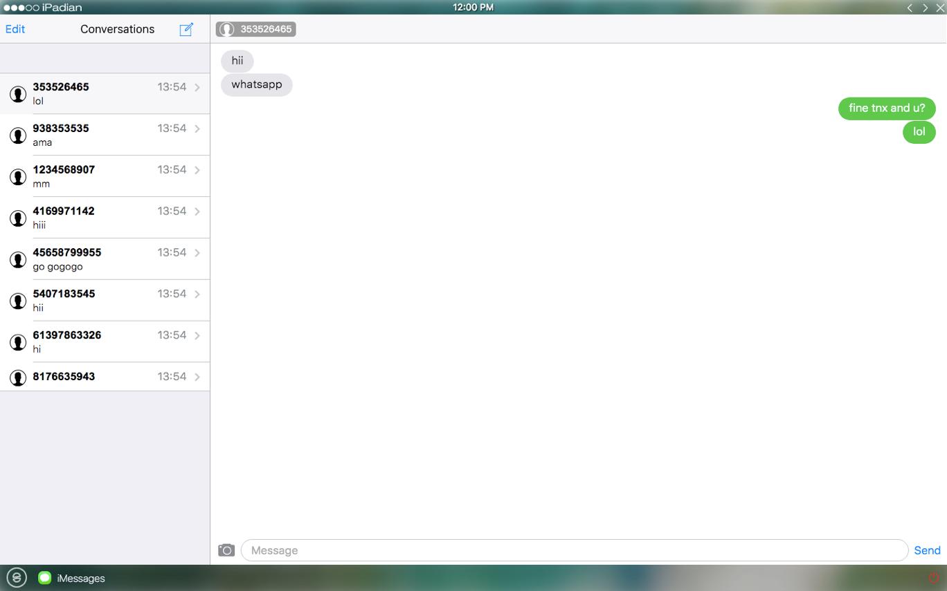 iPadian - The Best iOS Emulator and iPad simulator